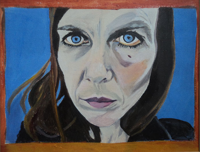 Self-Portrait: Juliana Hatfield - Under the Radar
