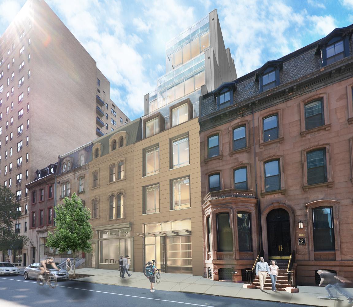 '9 Condominiums Offers Private Terraces and Views in Heart of Philadelphia' - 2110 Walnut StreetPhiladelphia, PA 19103
