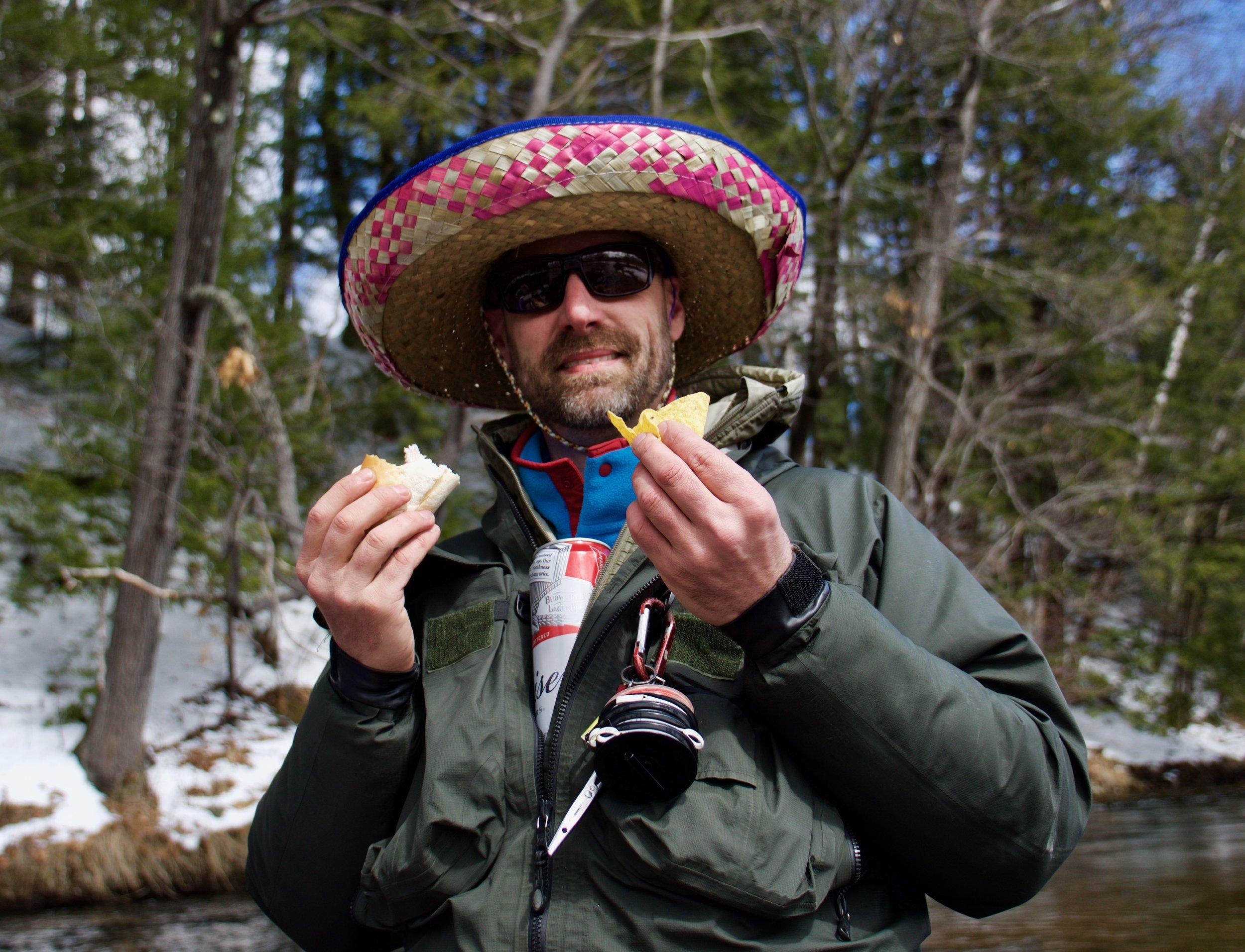 "Joe ""The Sombrero"""