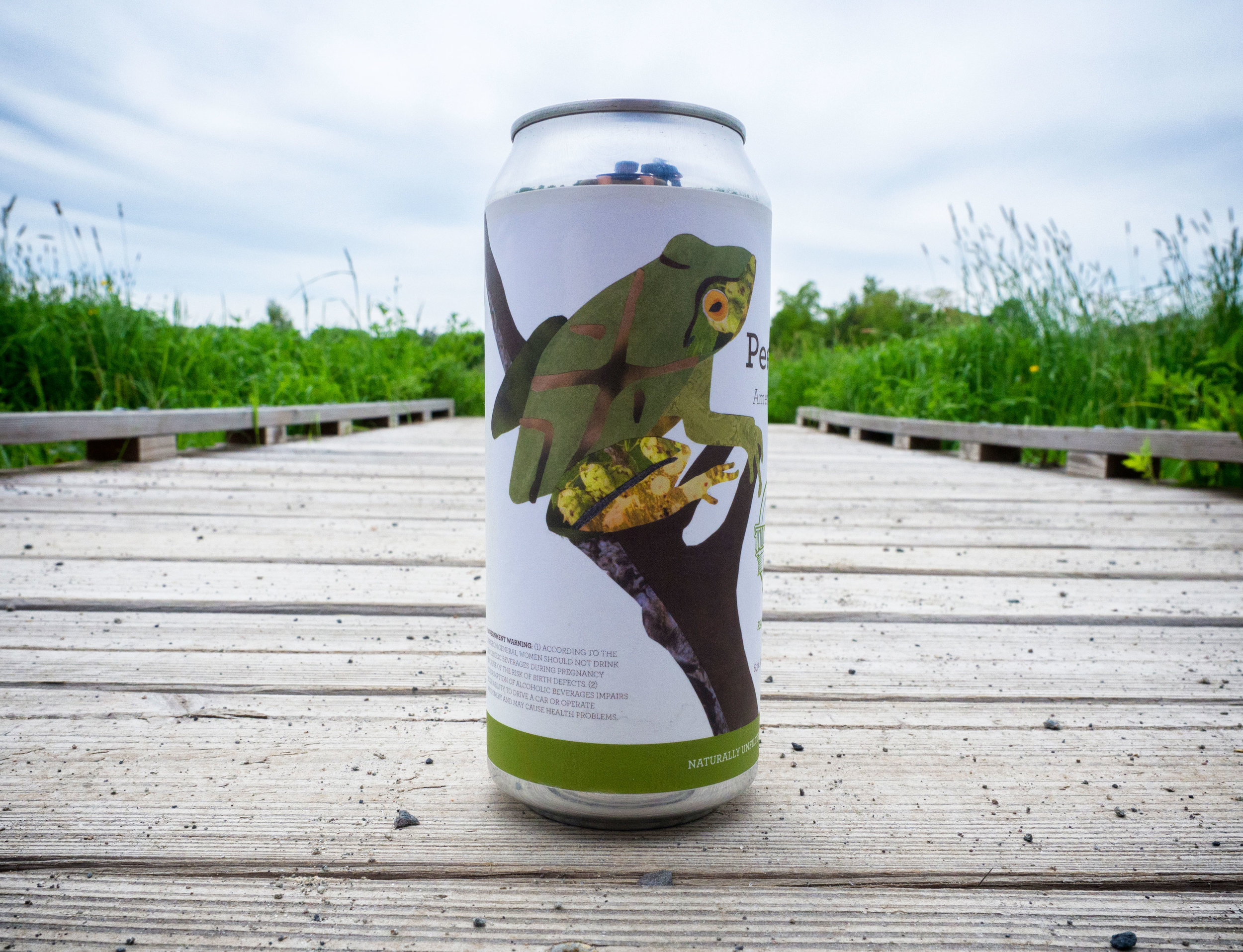 """Peeptoad"" American Pale Ale (Photo: Edwin Requintina Jr.)"
