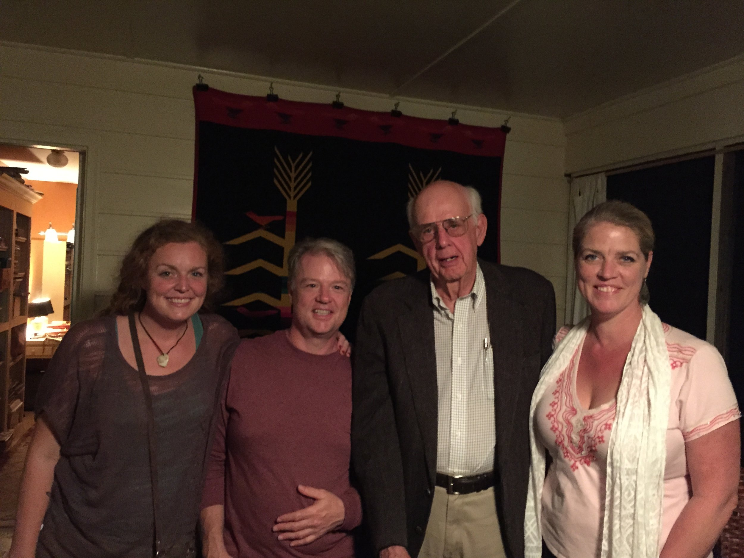 The Berry Center Fundraiser - September, 2015With Wendell Berry, John Gage, Harry Pickens, Michael Cleveland, John Paul Wright and Tommy Lee. With special guest Darrell Scott.
