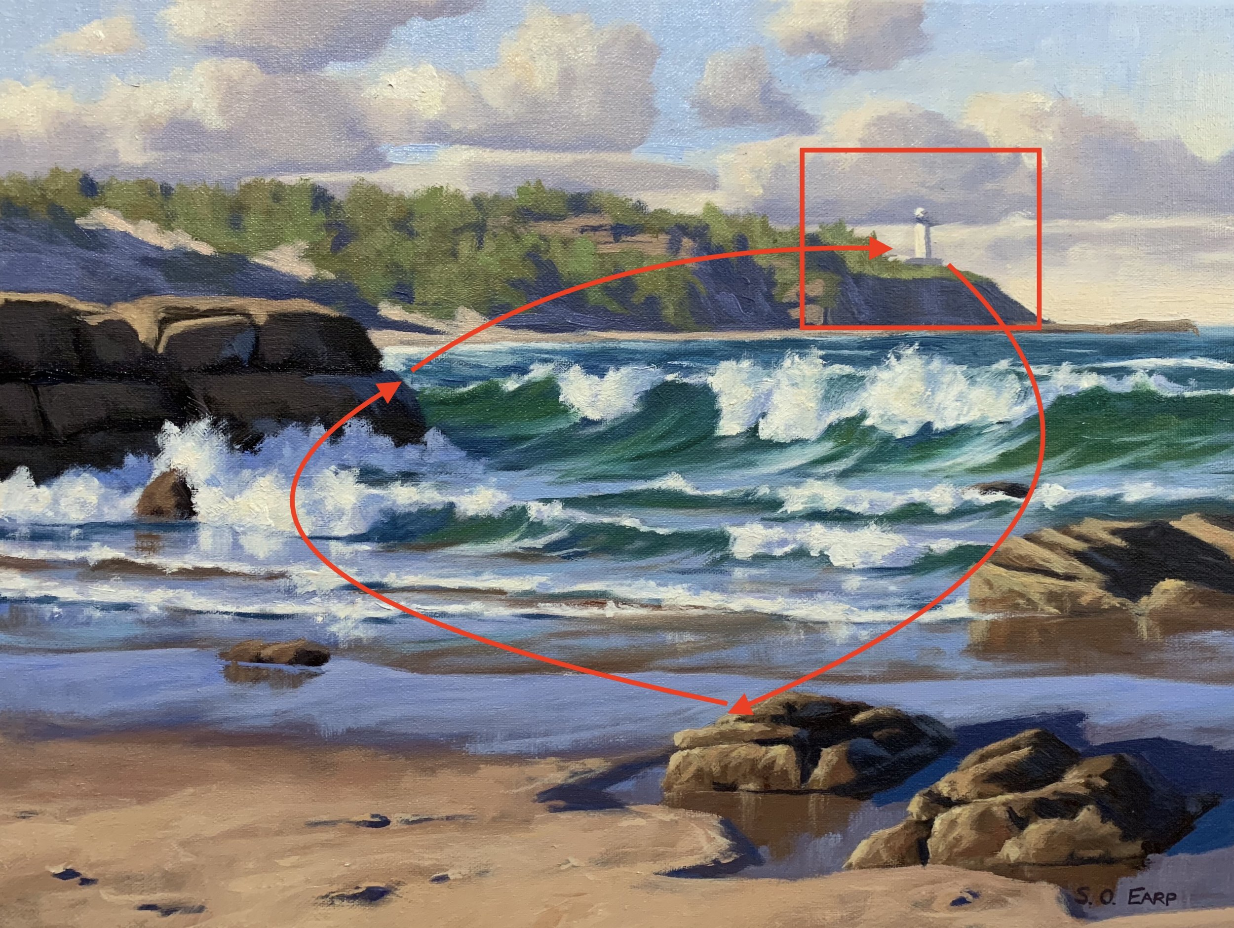 Norah Head Australia - Seascape - Samuel Earp - Composition 5.jpeg