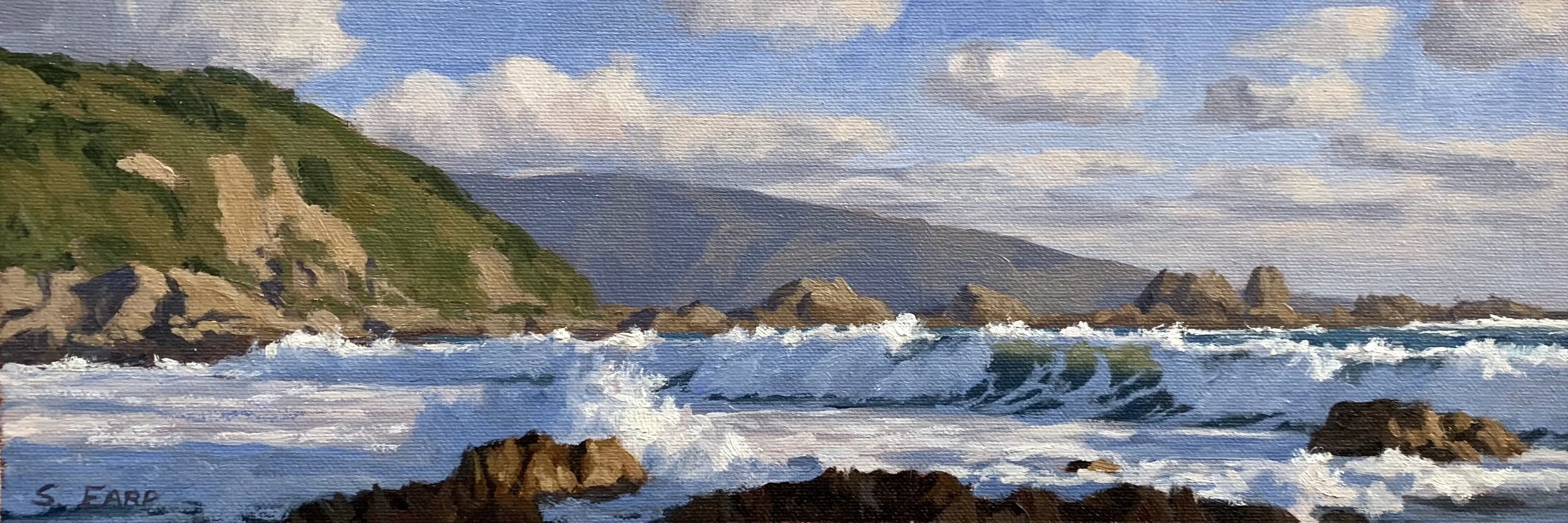Houghton Bay - oil painting - Samuel Earp copy.JPG