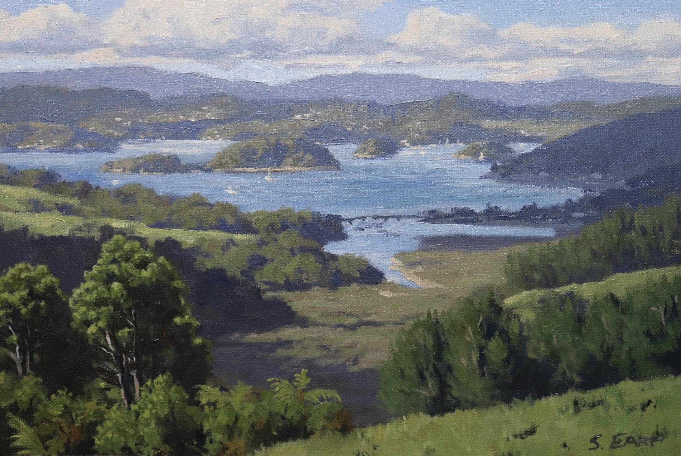 Bay of Islands - New Zealand - Samuel Earp - Oil Painting.jpg
