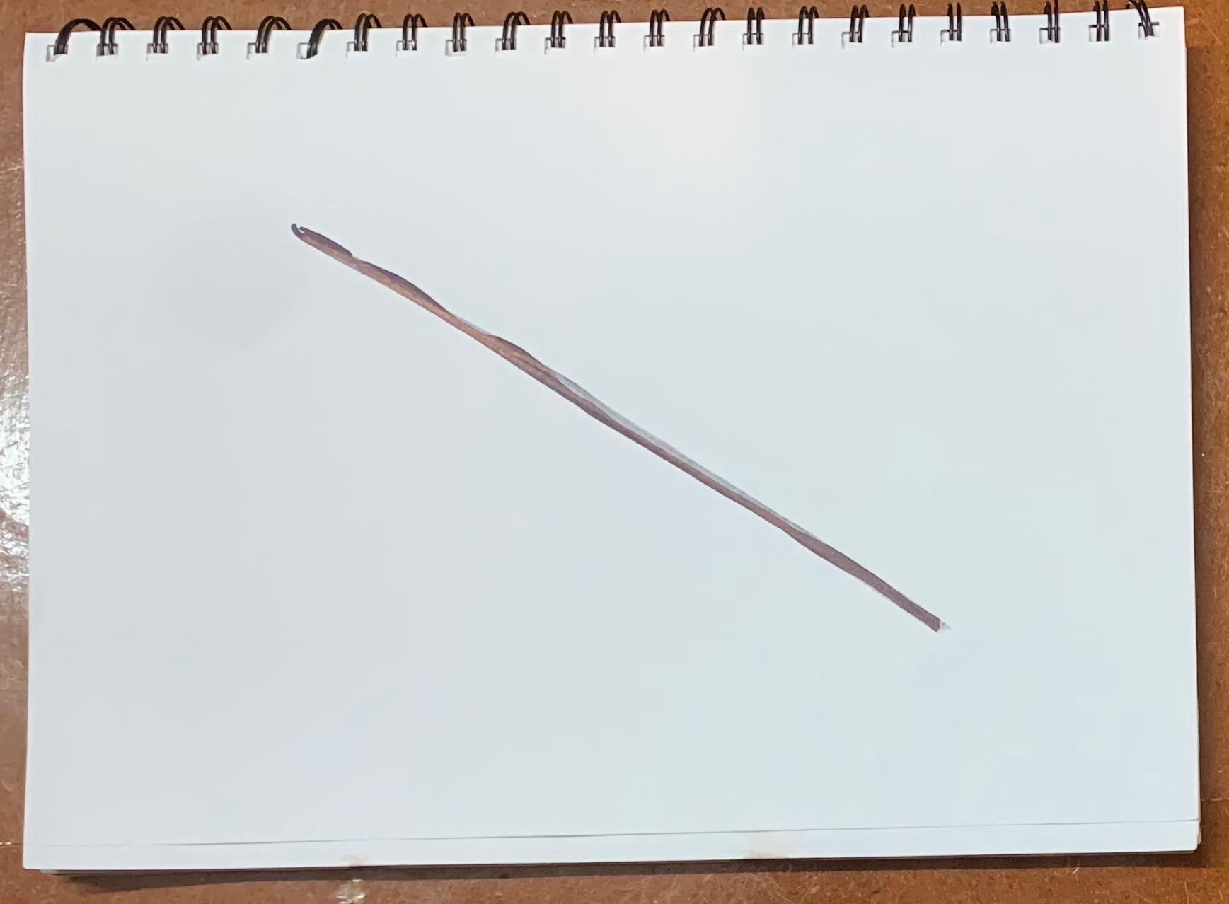 Diagonal Line Composition