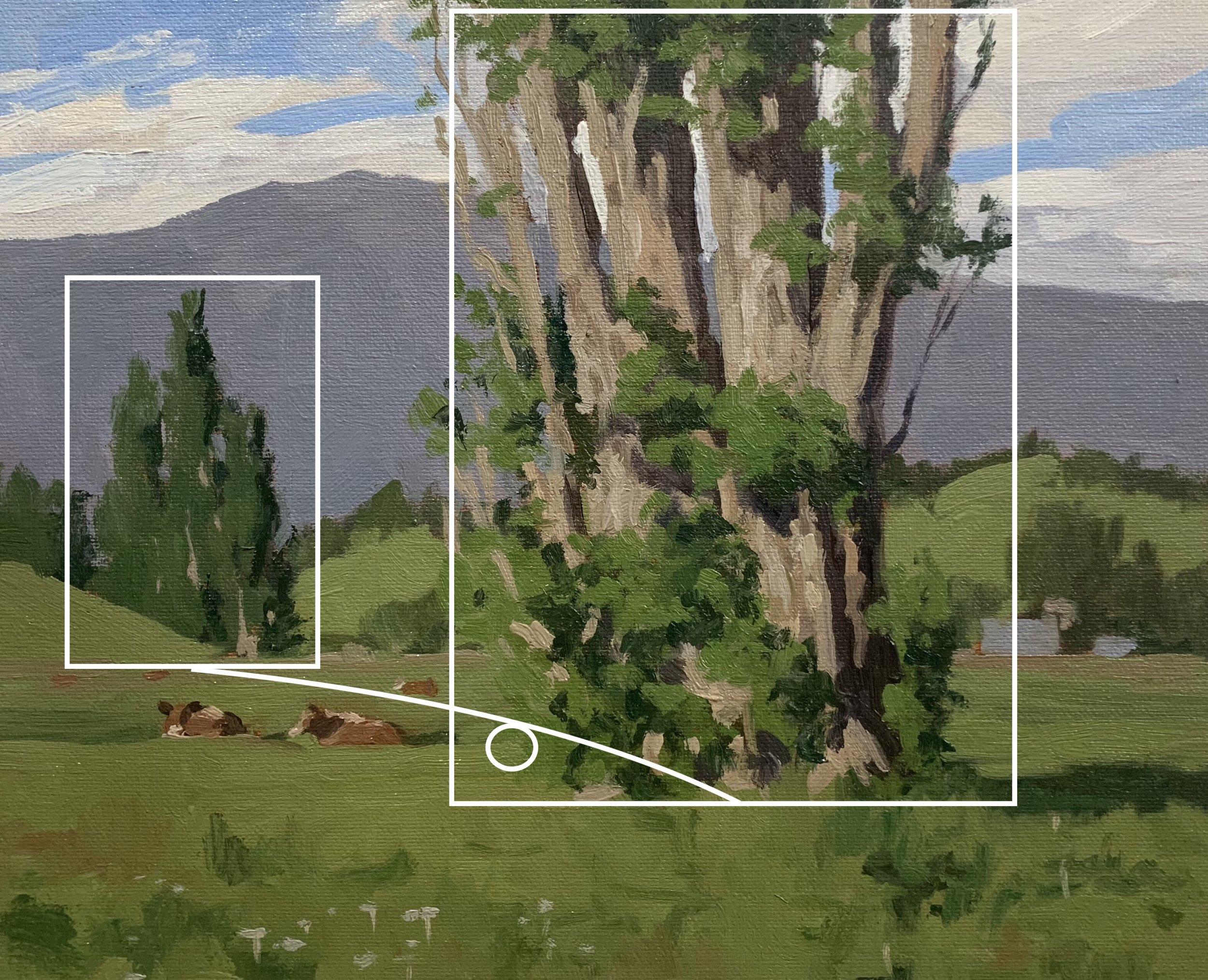 Steelyard composition - Lombardy poplar - plein air painting - Samuel Earp copy.jpg
