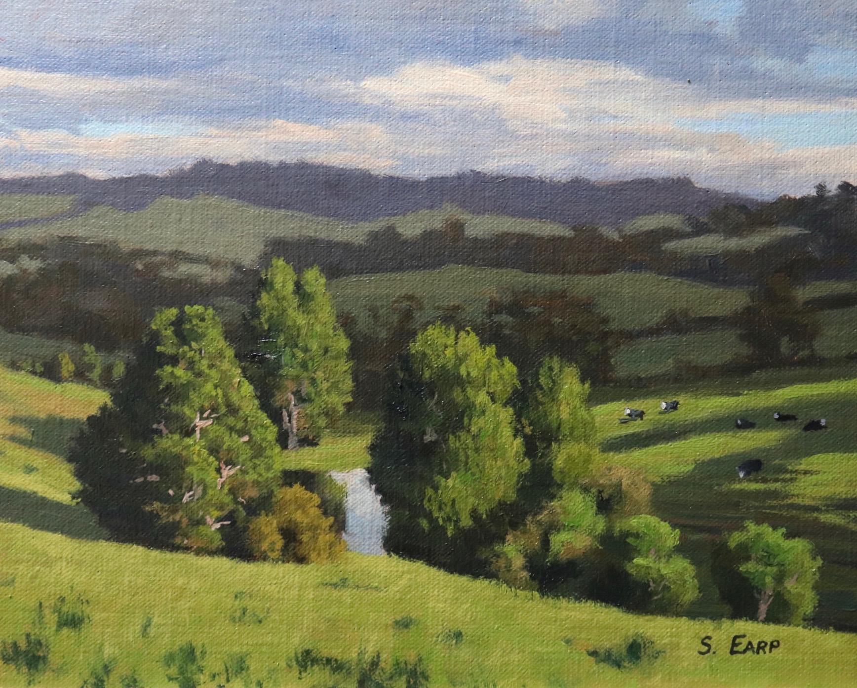 Rolling Hills - Northland - oil painting - Samuel Earp.jpeg