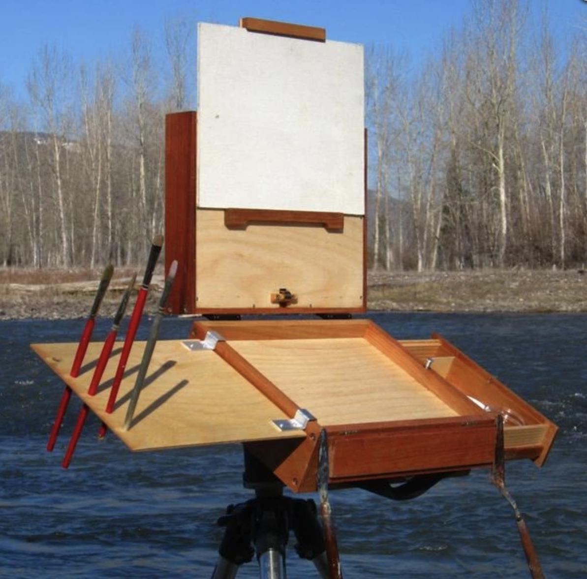 "8"" x 10"" Blackfoot Pochade Box"