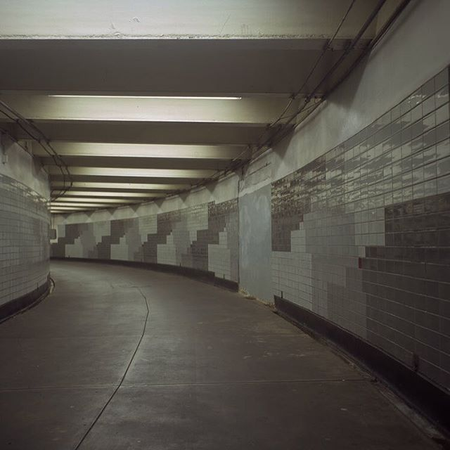 Philly Friday #philadelphia #septa #analog #photography #analogphotography #mediumformat #mamiya twin lens #ektachrome #filmphotography