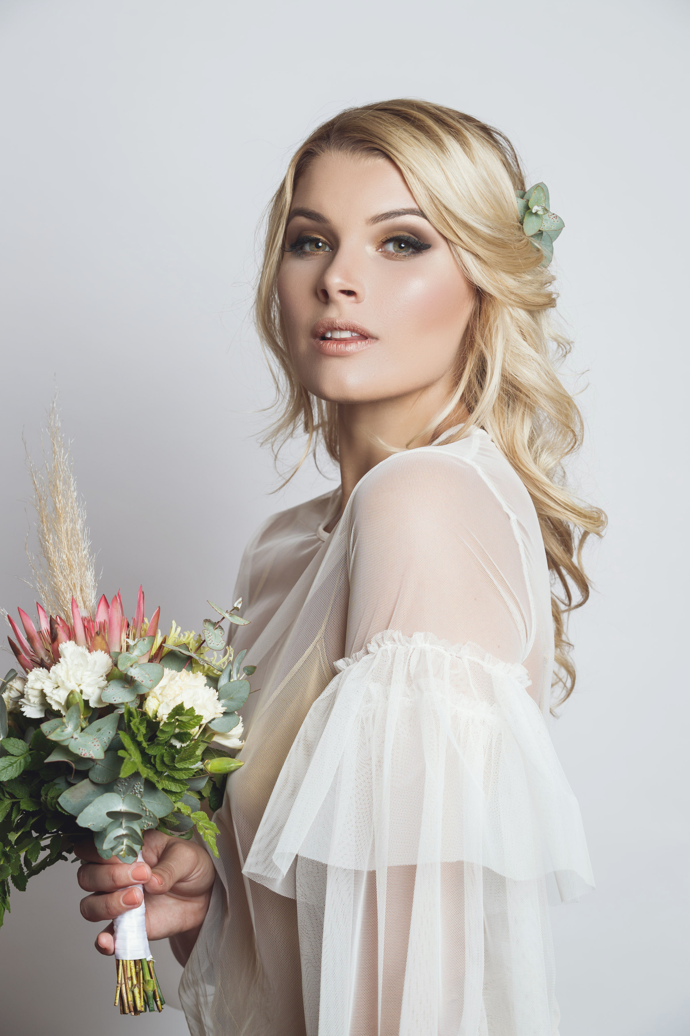 Menu of Services - **BRIDAL PACKAGES AVAILABLE**Bridal HairstylingBridal MakeupBridal TrialsClip-In Hair ExtensionsBridesmaid/Attendant HairstylingBridesmaid/Attendant MakeupBridesmaid/Attendant BlowdryFlower Girl Hair & Age appropriate make upAges 5 and underAges 6-10*Over 10 same rates as Attendants apply