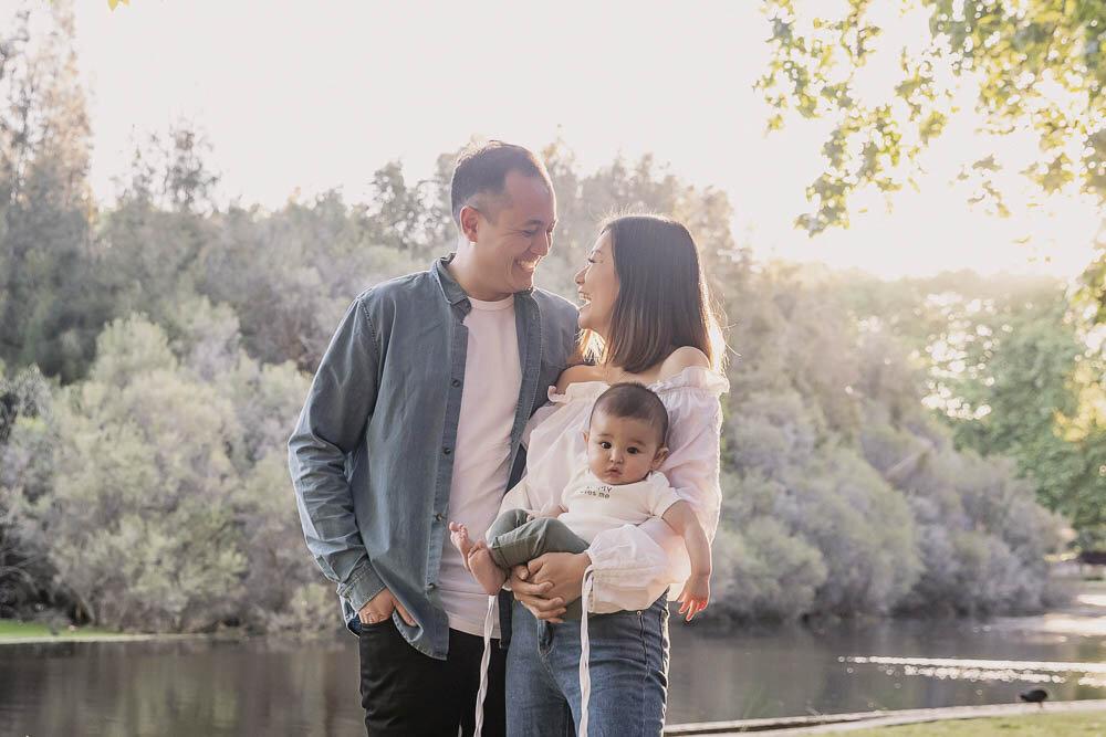 Ammon Creative Family Portraits - Hyde Park Perth