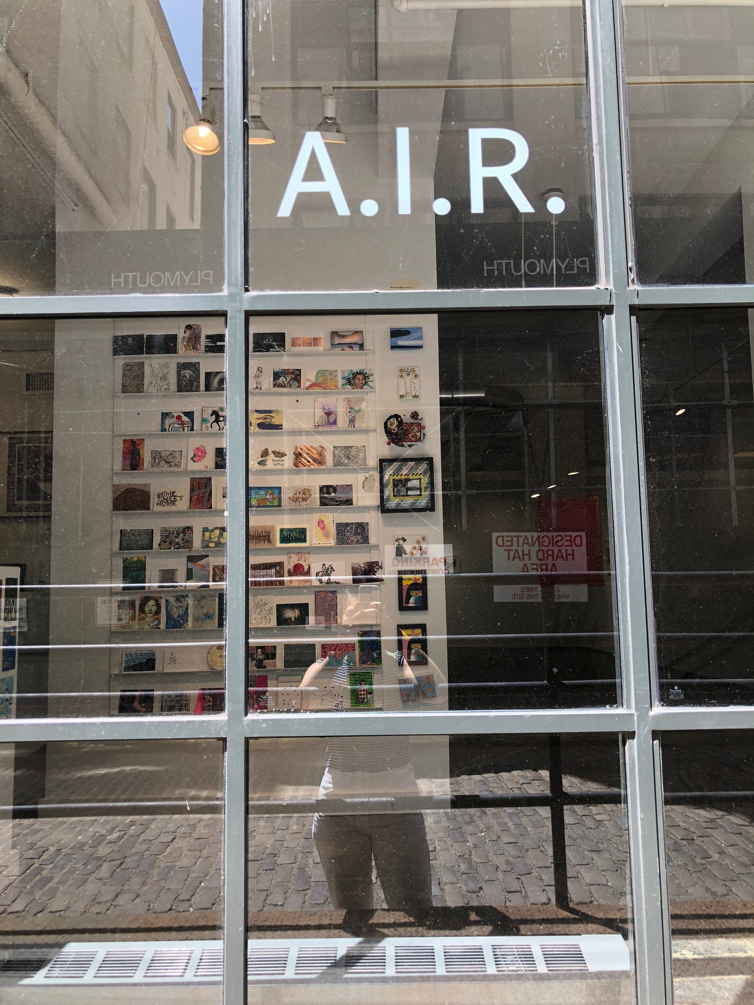 AIR Gallery, Wish You Were Here 19 Postcard Show