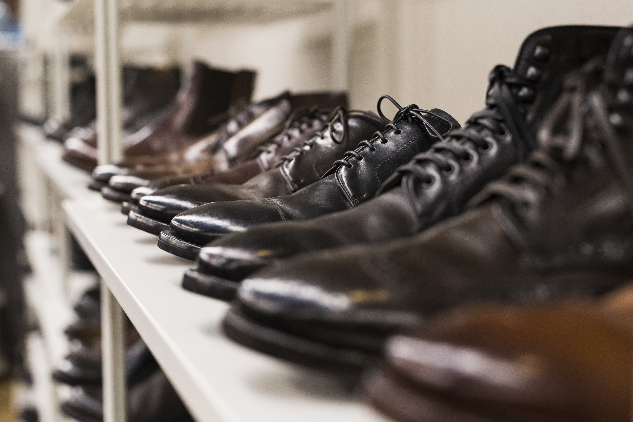 Officine Creative is an established Italian leather brand that uses Authentic Modern Artefacts as its unique expression of Italian creativity in men an women's footwear.