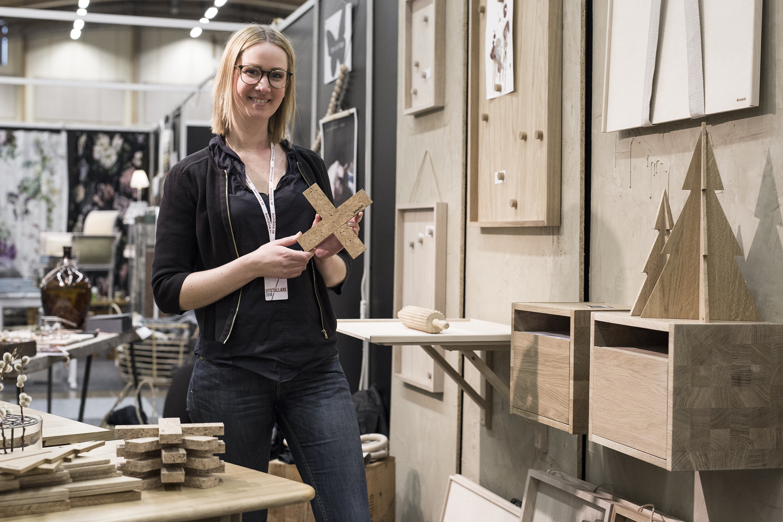 Hand-made furniture and homeware from Rönnhult
