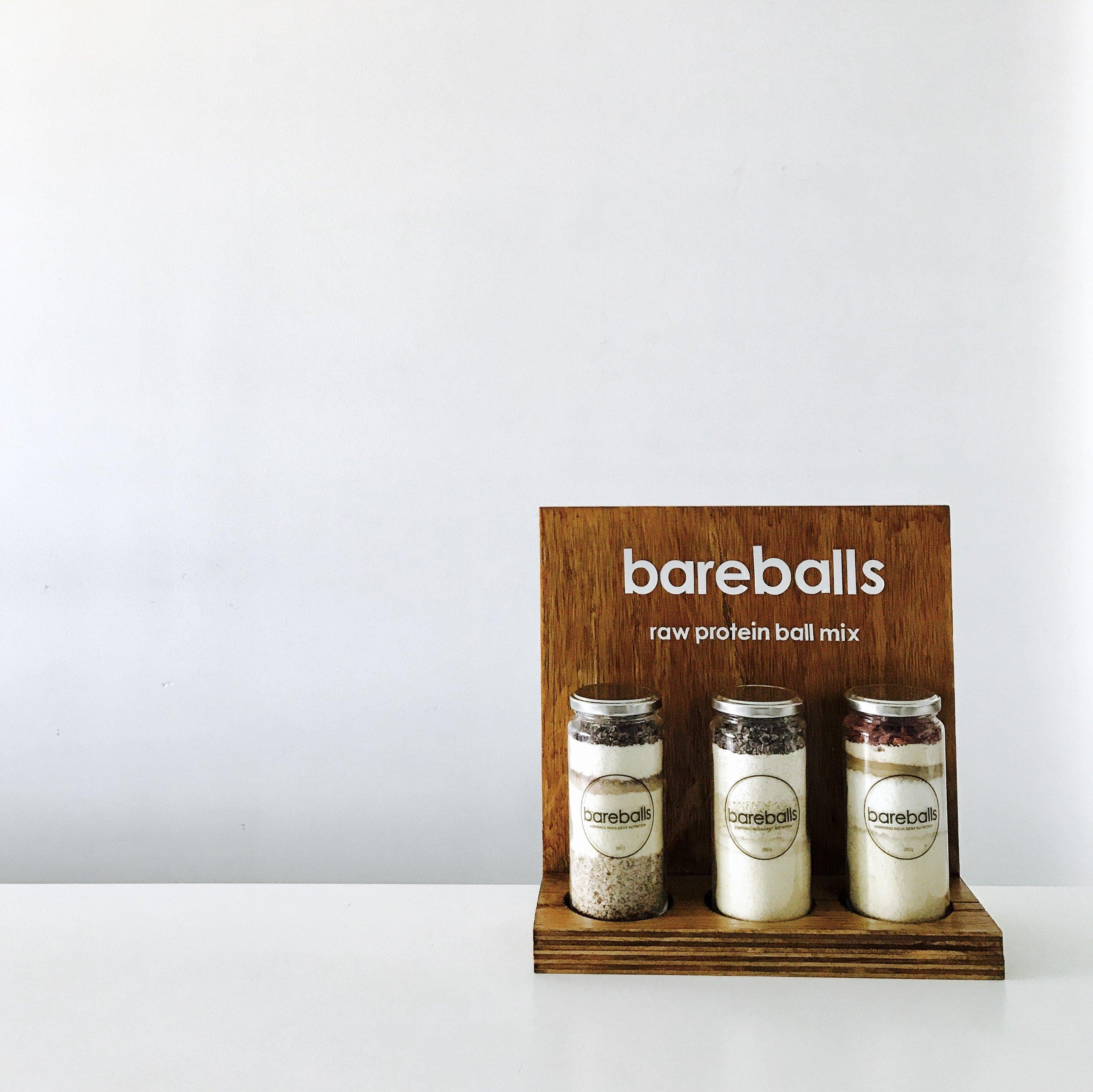 Bareballs Jar Stand