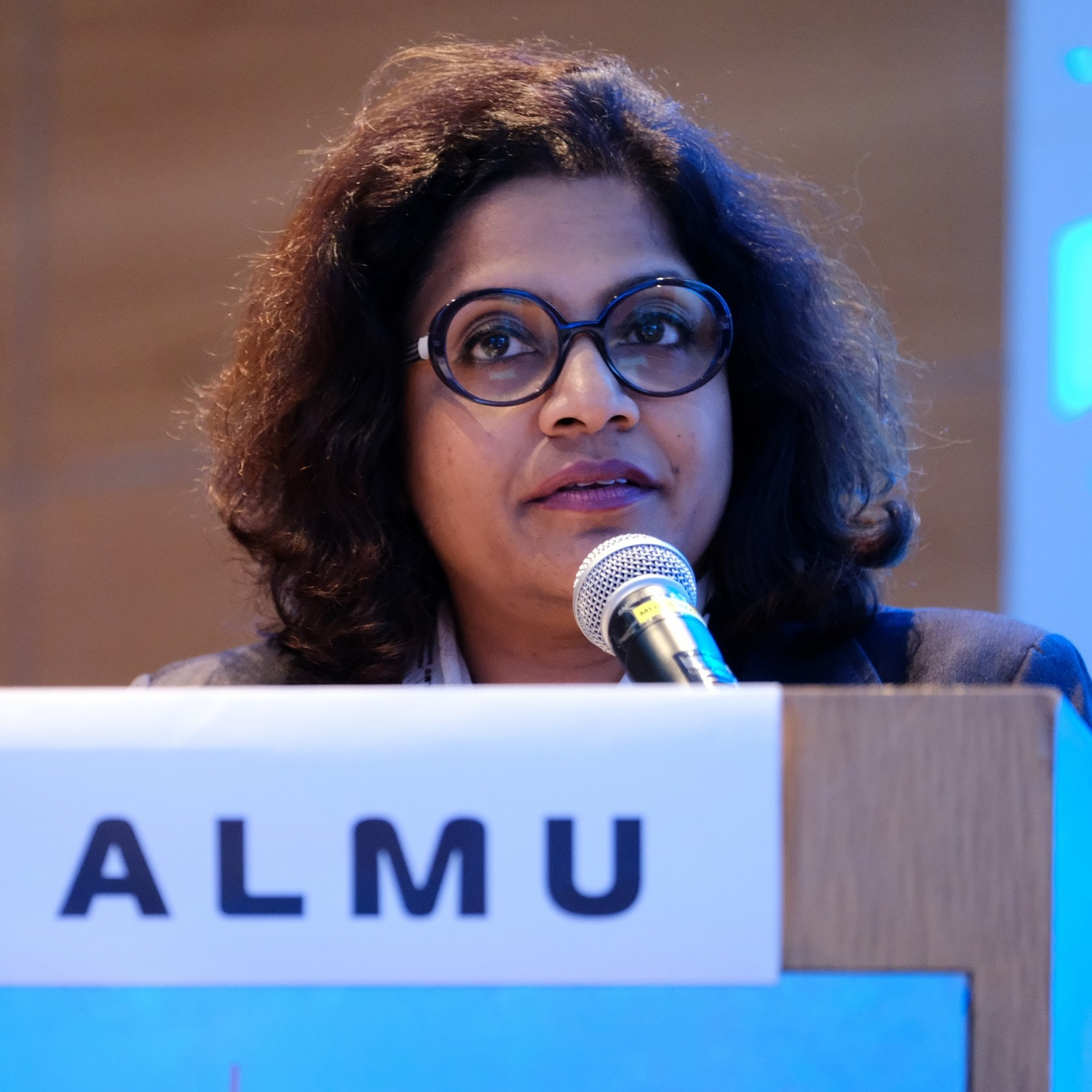 Ms Sharmini LohadhasanCHAIRMAN - Counsel - Brands at BP Singapore Pte Limited