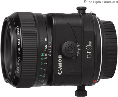 Ống kính mà tôi tin dùng : Canon 90mm TS