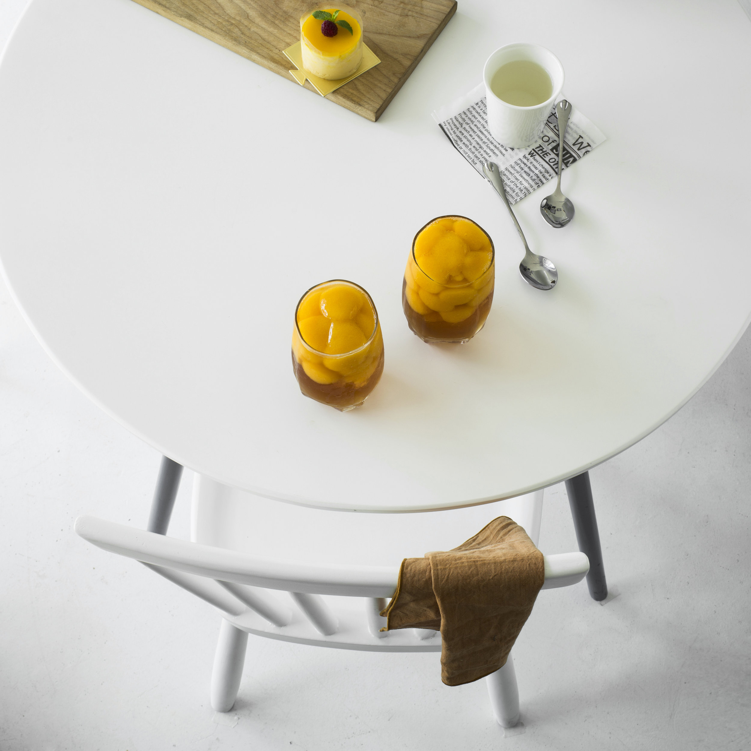 40mm Pancake - Synary Tea Room