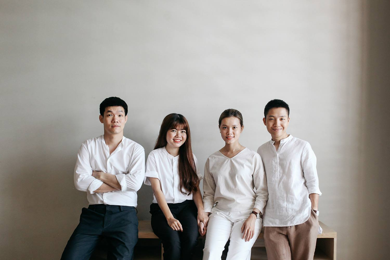 Anh Monkey Minh, chị Dy Duyên, Meo Thùy Dương - những người tôi yêu quý bằng cả trái tim.