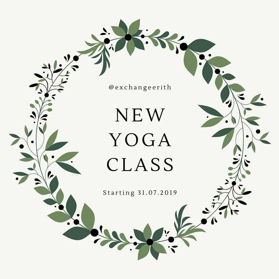 Yoga Classes with Bayleaf Yoga - Offering Chair Yoga on Tuesdays, Saturday AM and Wednesday Eve Sessions.