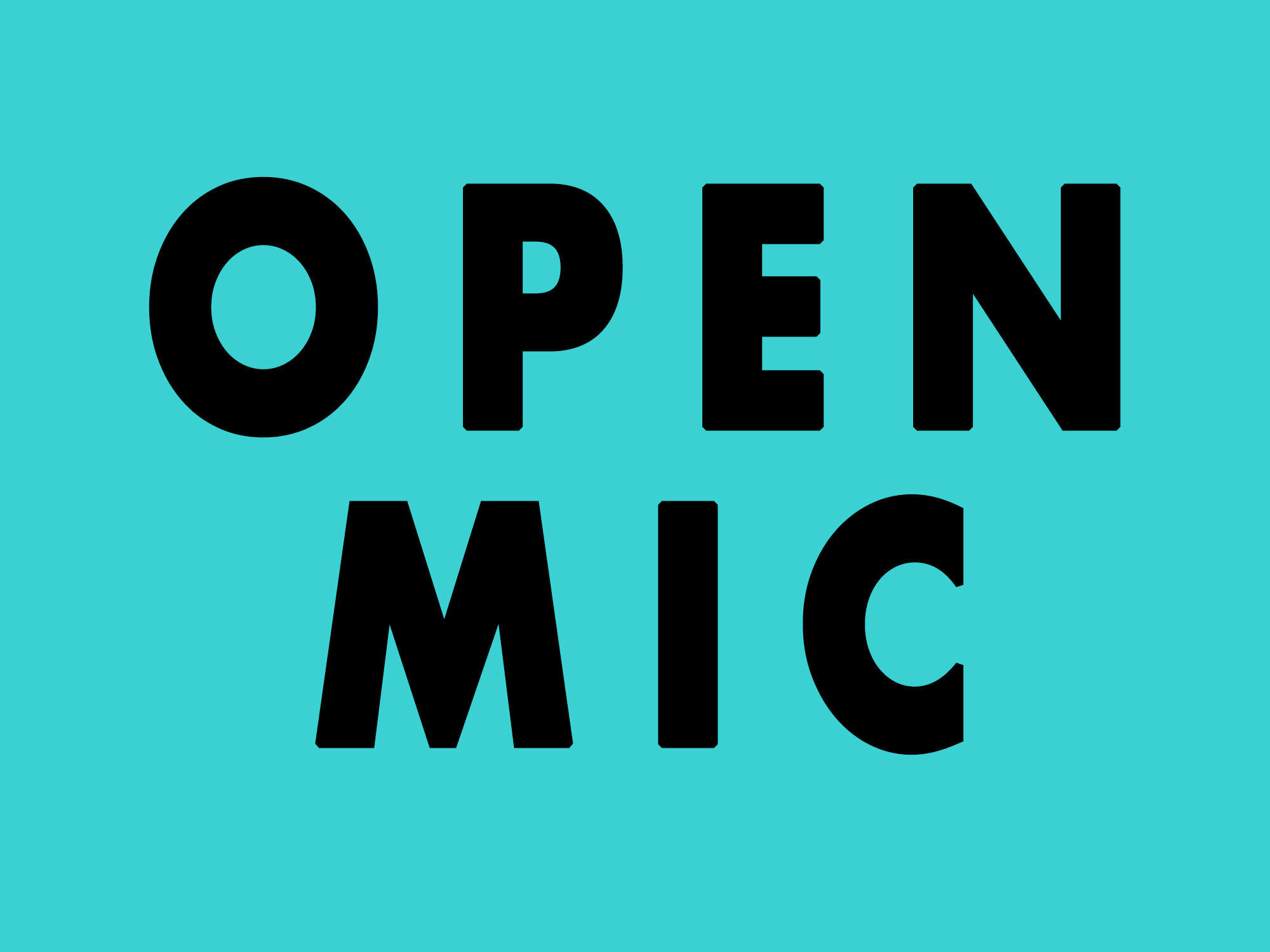 3rd Thursday - Open Mic Night - Every 3rd Thursday of the month, The Exchange and Theatre Box are hosting an Open Mic Night - we want to hear the diversity of our local talent - young and old, from spoken word - folk - jazz - rap - blues - pop - punk - experimental. All are welcome!