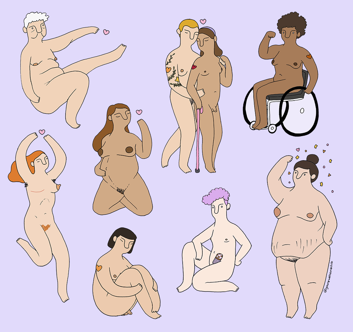 All Women Are Beautiful 2 - Colour (s).jpg