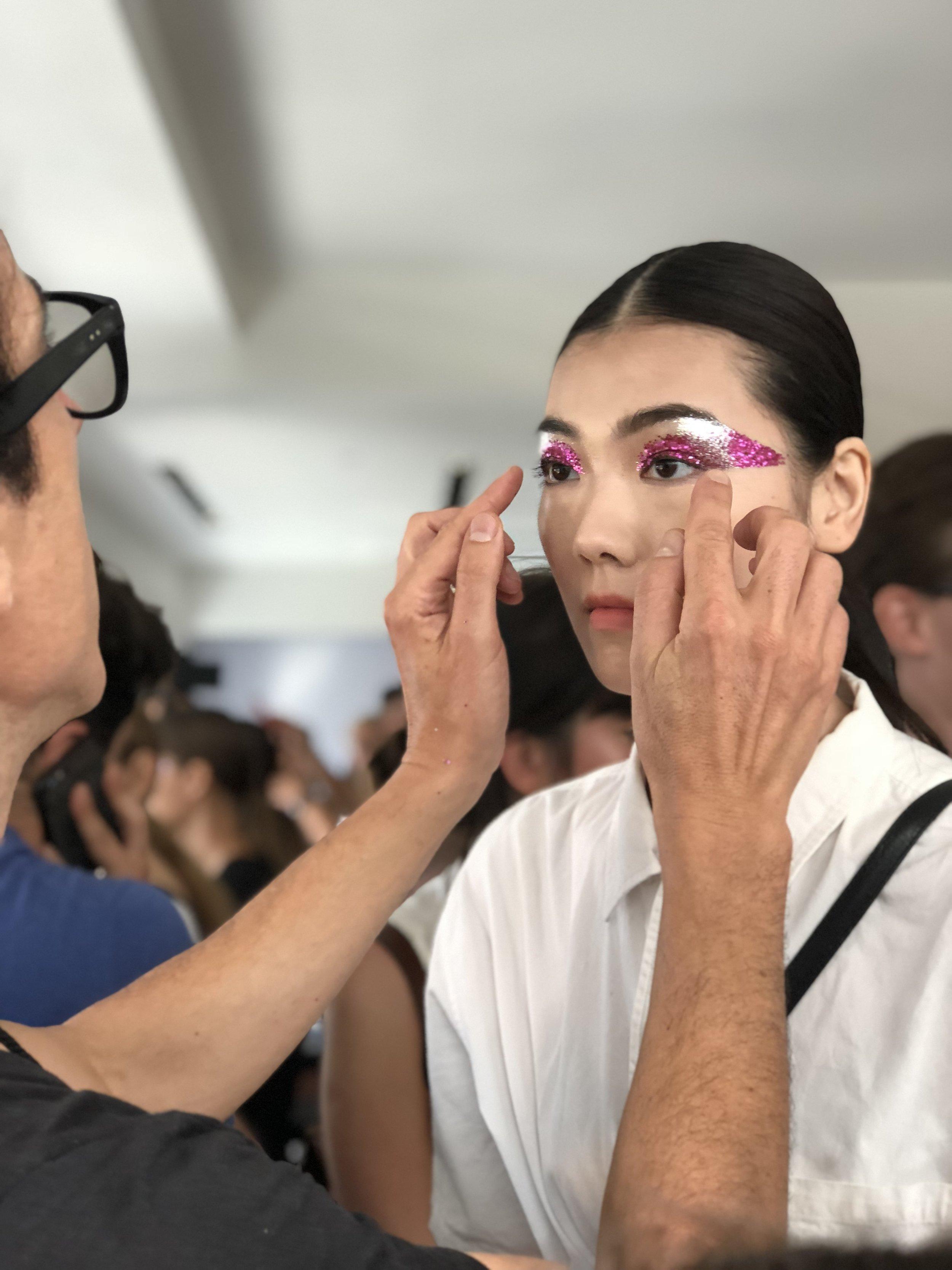 Lead Makeup Artist Pep Gay @Pepgay