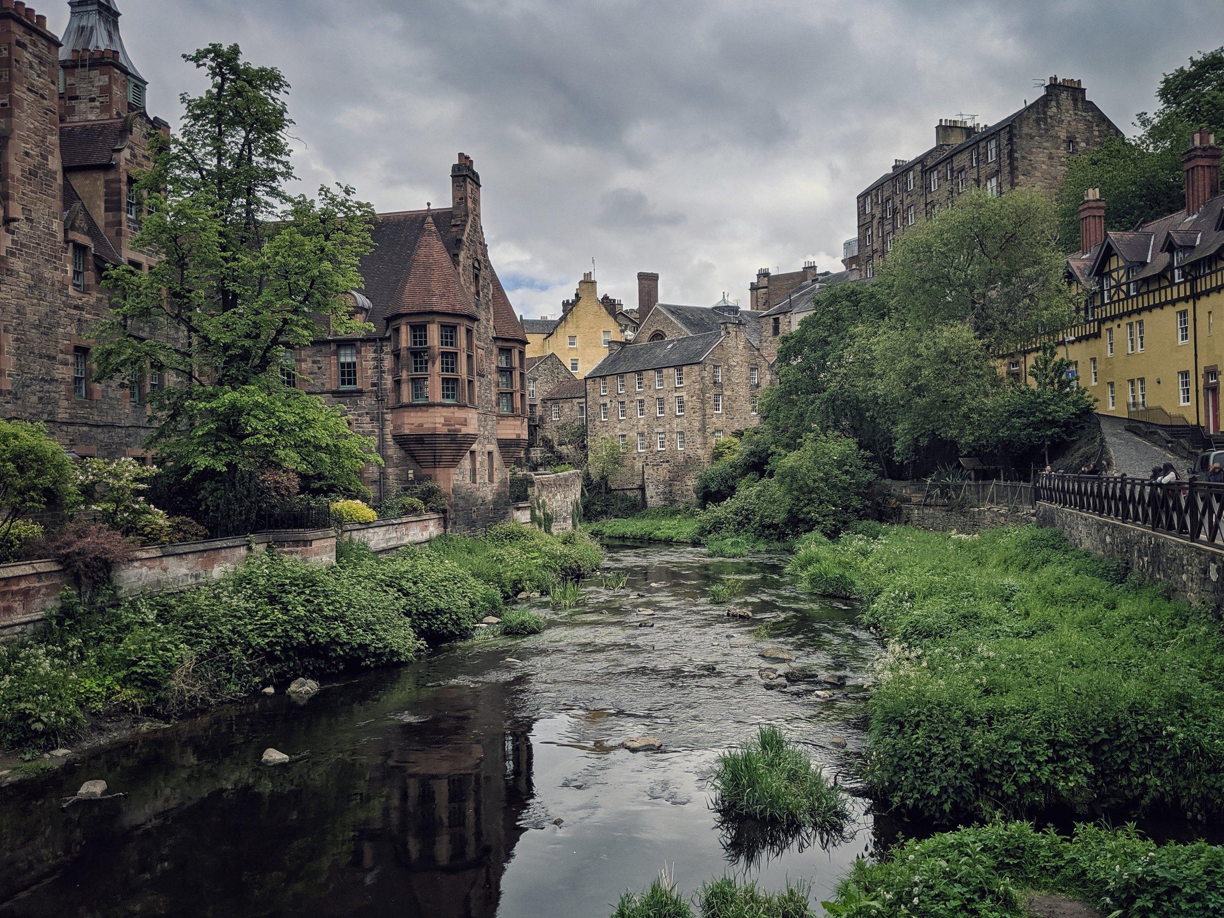 Edinburgh - Waters of Leith
