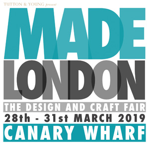 New work at Made London Canary Wharf - I'm very happy to be taking part in this excellent show again for the second time, and I'll be bringing a broad selection of new work, both functional tableware, vases and some more sculptural pieces will be on my stand. I really hope you can make it to visit. Opening times areThursday 28th March 11.00am – 8.30pm Friday 29th March 11.00am – 6.00pm Saturday 30th March 11.00am – 6.00pm Sunday 31st March 11.00am – 6.00pmEast Wintergarden, 43 Bank Street, London E14 5NXClick on the image for more information.