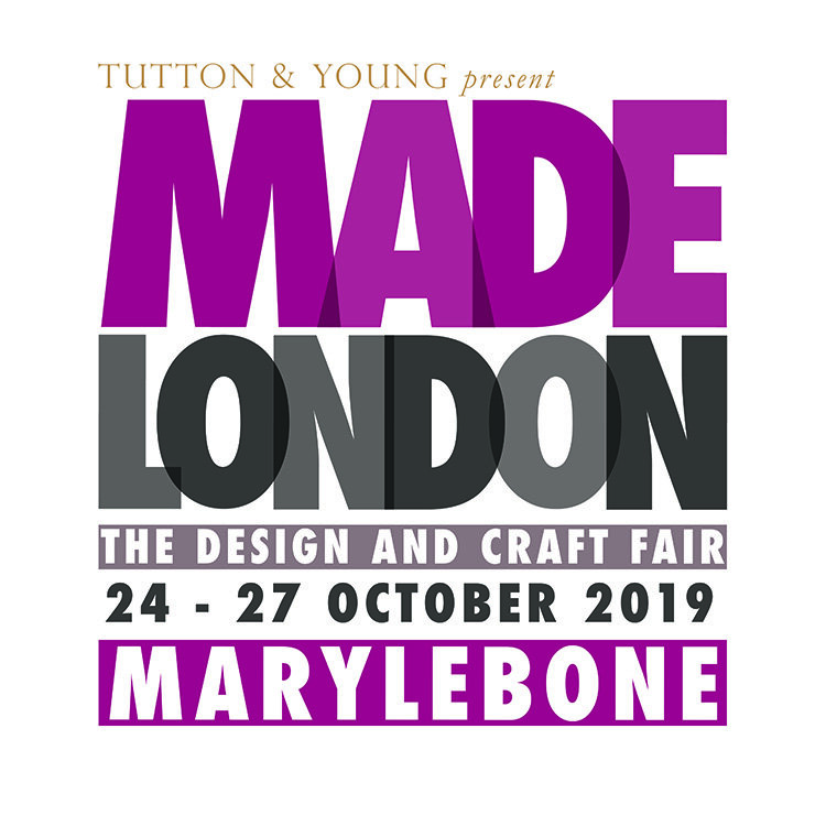 MADE LONDON – MaryleboneThe Design and Craft Fair - I'm delighted to be showing my work again at the wonderful One Marylebone church, alongside so many other talented makers and artists. I'm making new work especially for the show, and will have a good selection of sculptural pieces alongside tableware favourites like teacups and large serving platters. Hope to see you there! 24th – 27th October 2019 Open 10.30am – 5.00pmOne Marylebone, London, NW1 4AQ