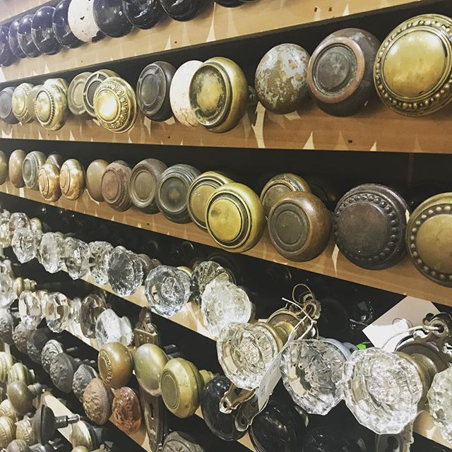 . . . #hardware #doorhardware #antiquehardware #old #restore #history #antiquehardware #omahalocal