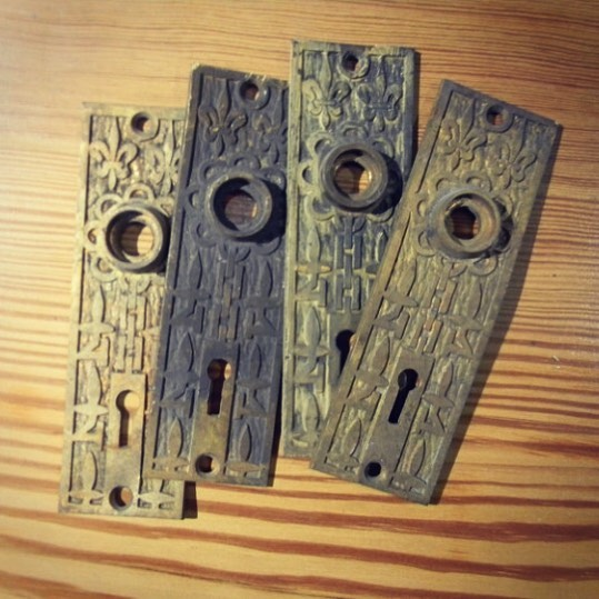 . . . #hardware #doorhardware #antiquehardware #old #restore #history #antiquehardware #omahalocal #blackmarketomaha #repurposed #antique #omaha