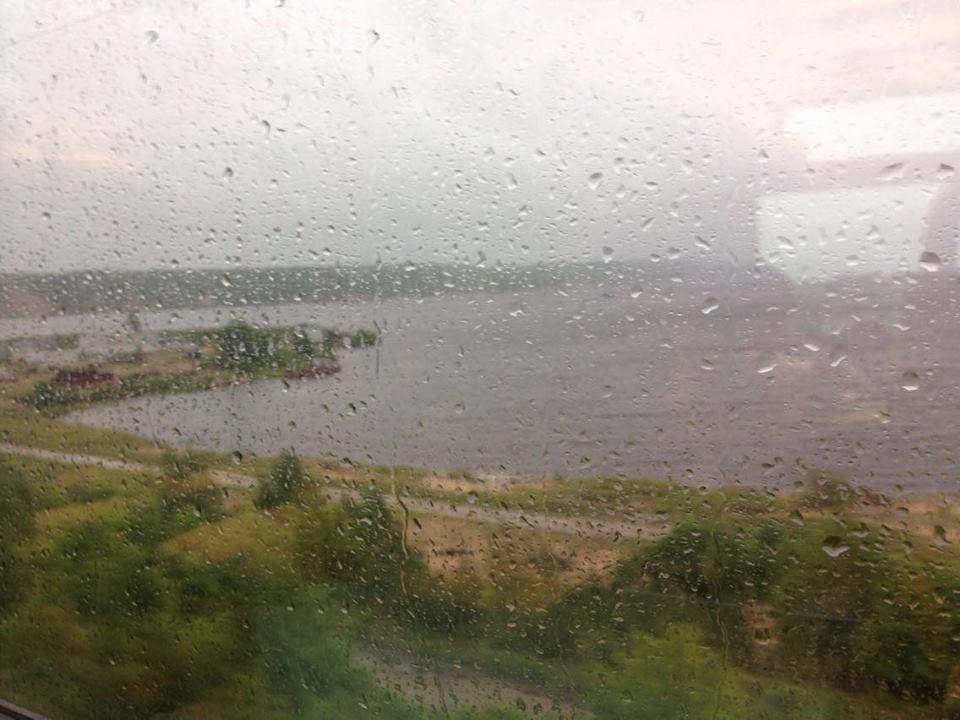 More train and more rain!