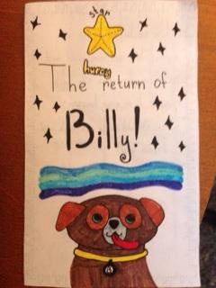 The card they made me. It is awesome!