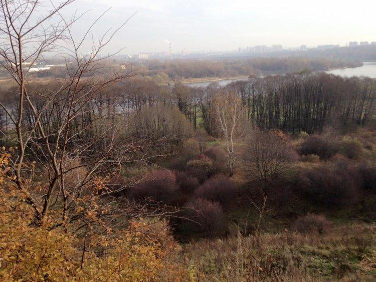 Kolomenskoye Park, Moscow, Russia