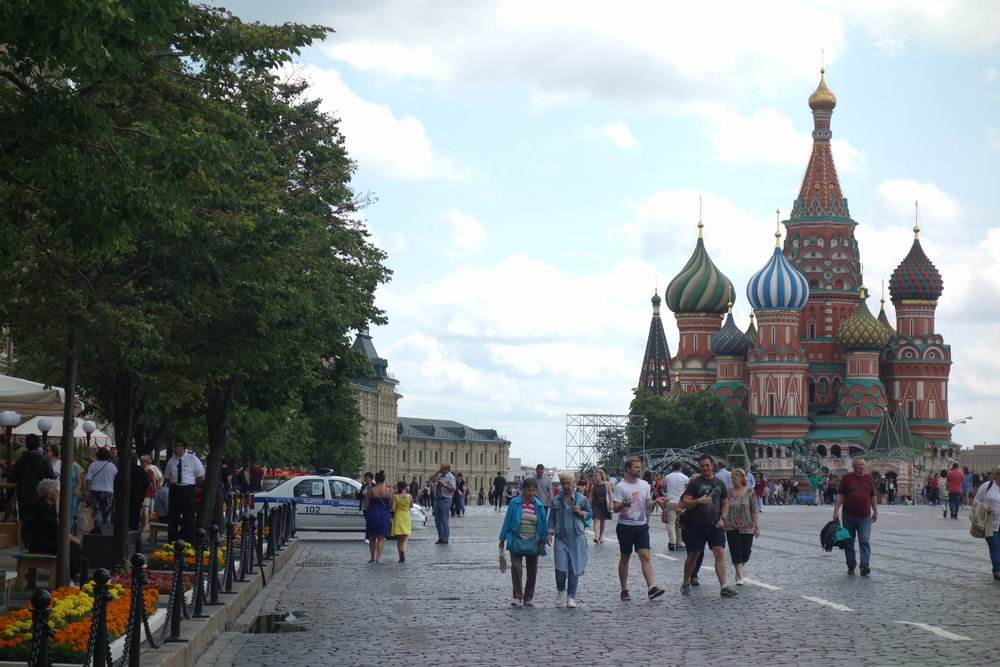 Red Square, Moscow, Russia