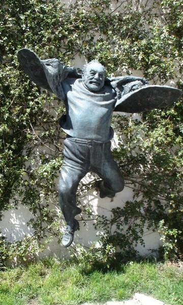 Honorable Mention: Sergei Parajonov Statue