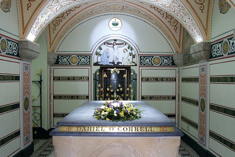 O'Connell family crypt