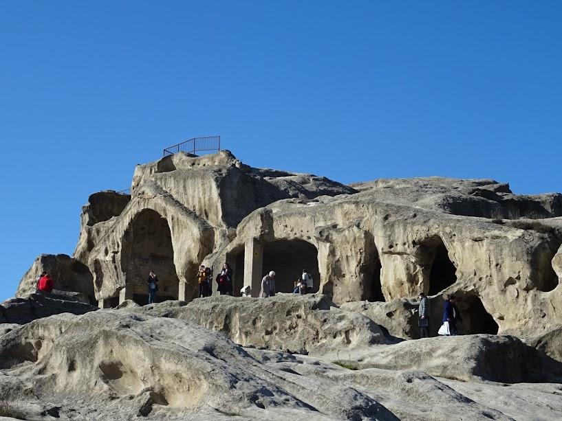 Uplistsikhe (cave city)