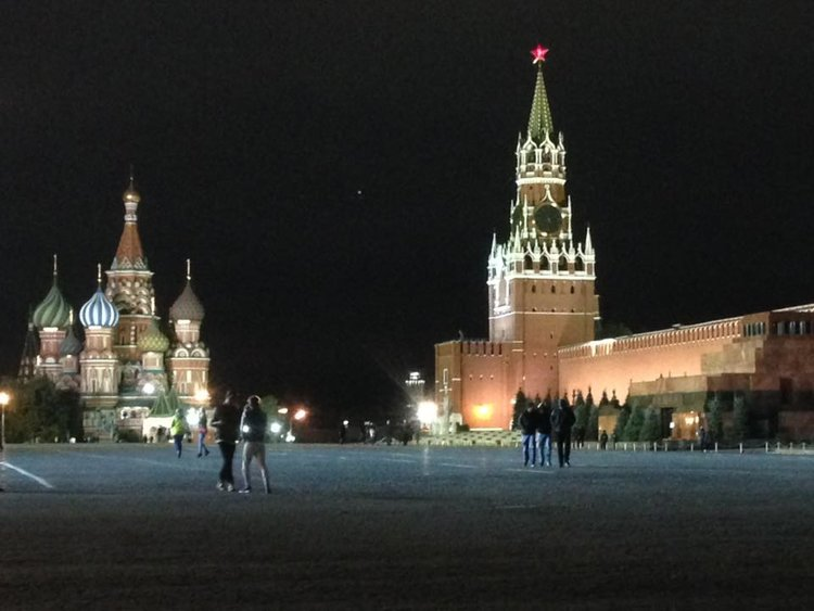 MOSCOW (separate page)