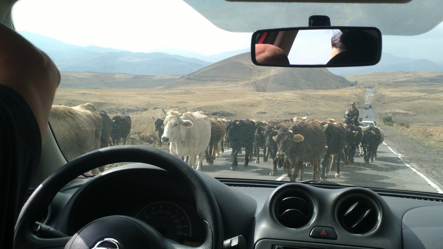 Scenes from an Armenian Road Trip