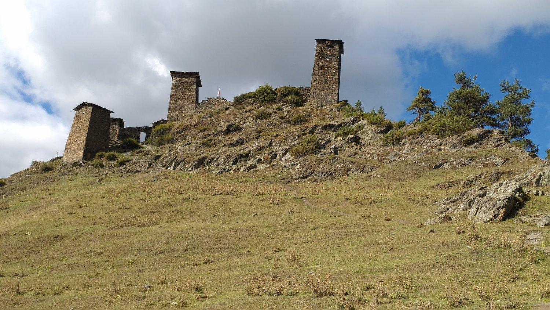 Upper Omalo