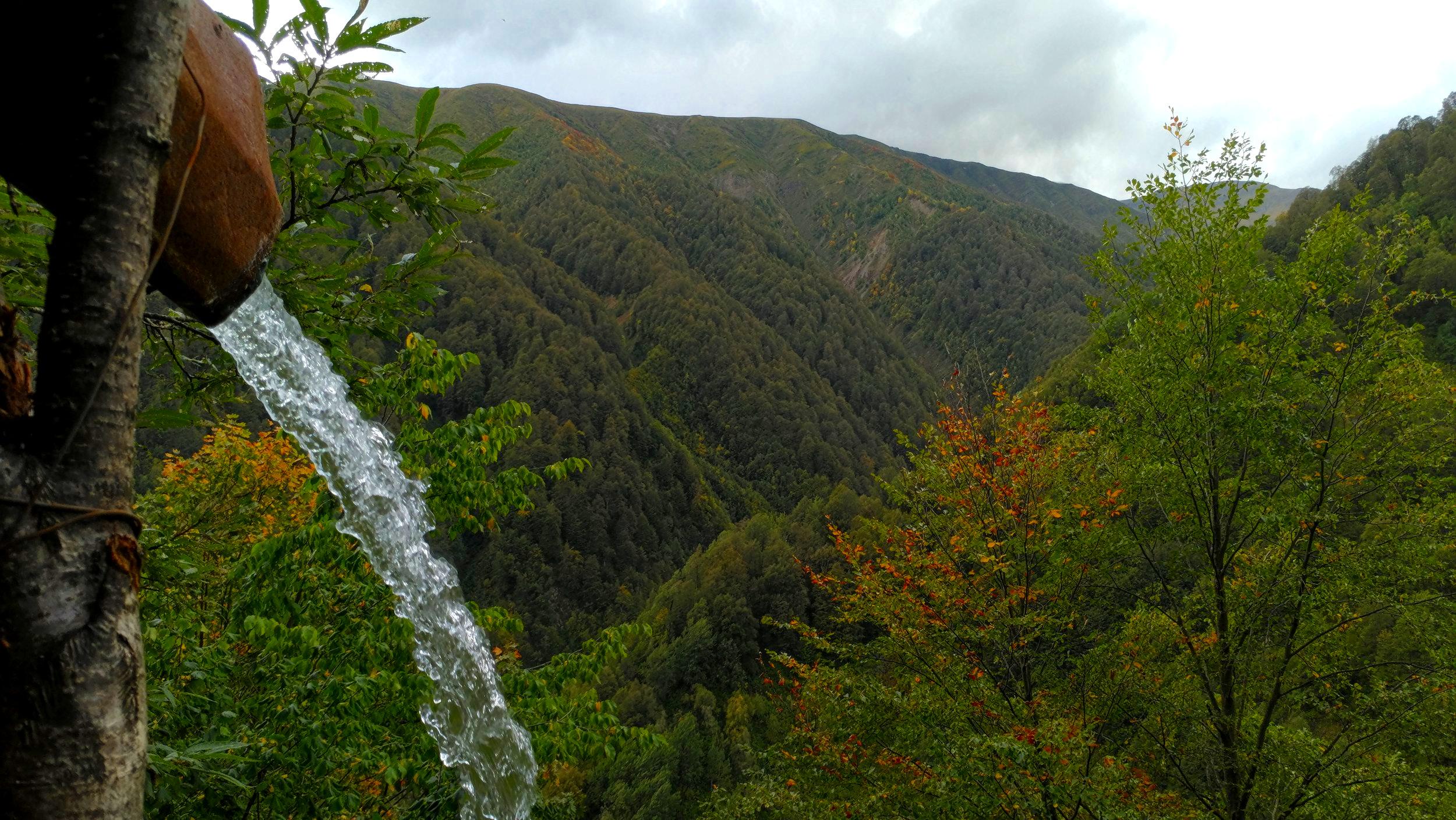 Tusheti, Georgia