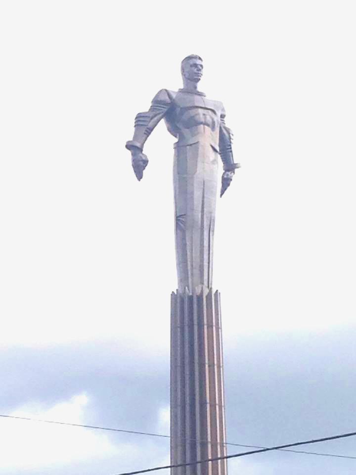 Yuri Gagarin (Moscow, Russia)