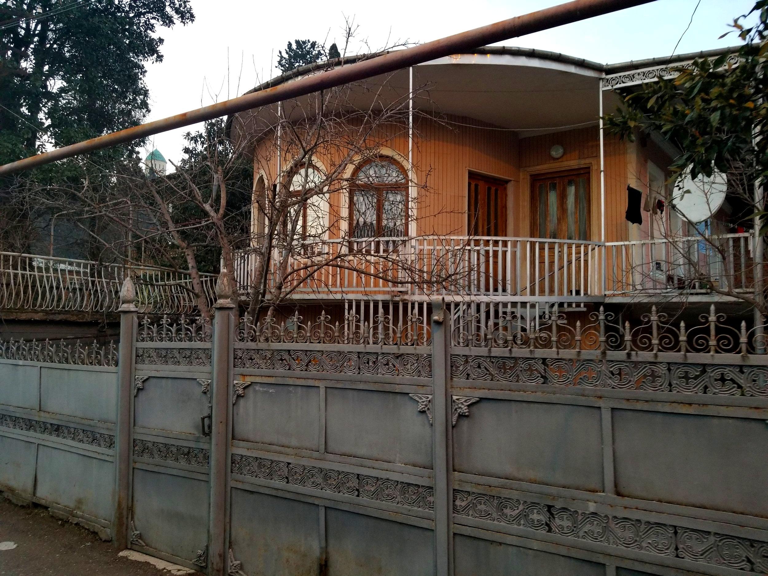 House in Kutaisi