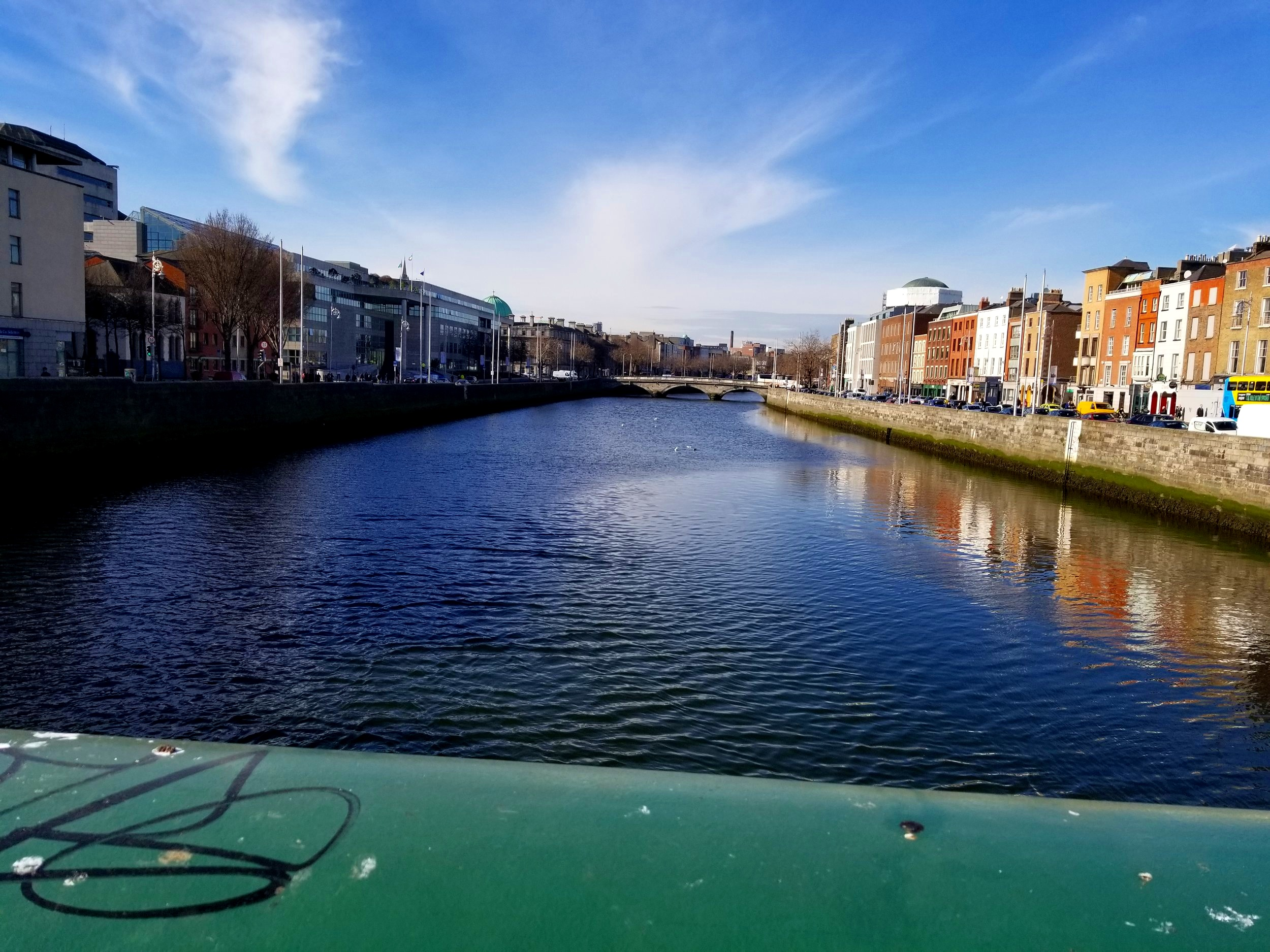River Liffey, Dublin, Ireland