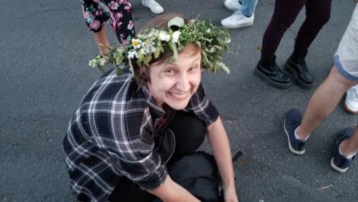 Like I said, the leaf crowns were awesome!