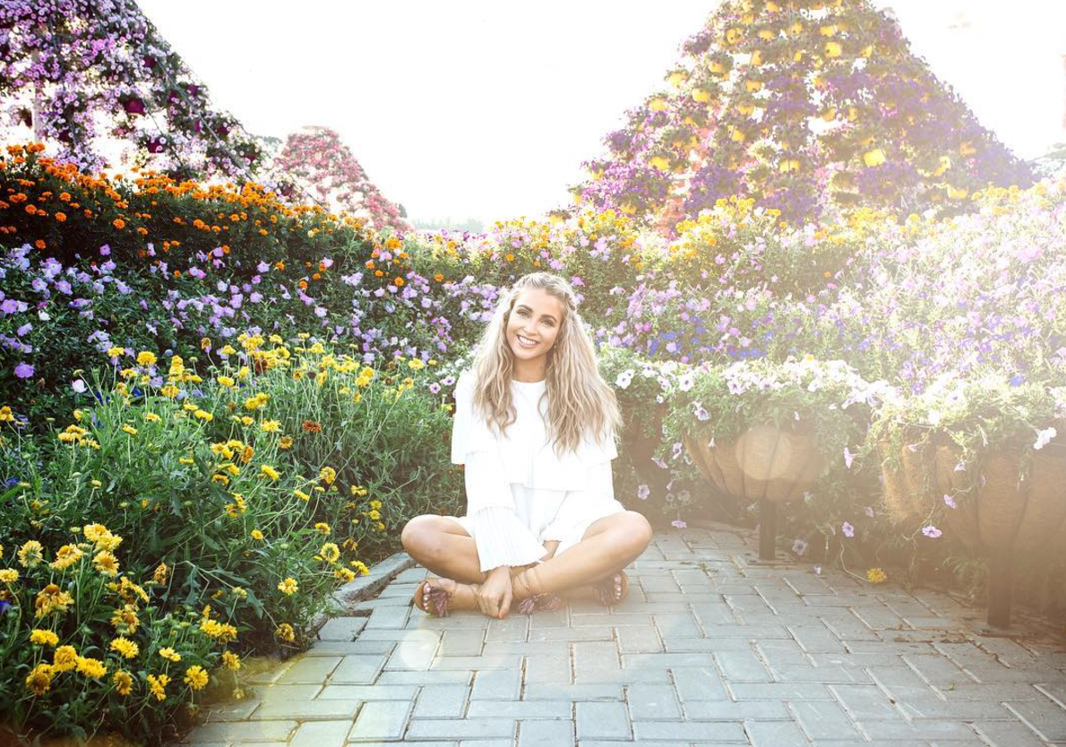 Cara Loren of  Cara Loren  | Blogger, Social Media Influencer