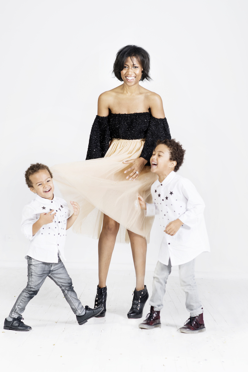 Ceta Walters of Clark and Stone | Style + Mommy Blogger