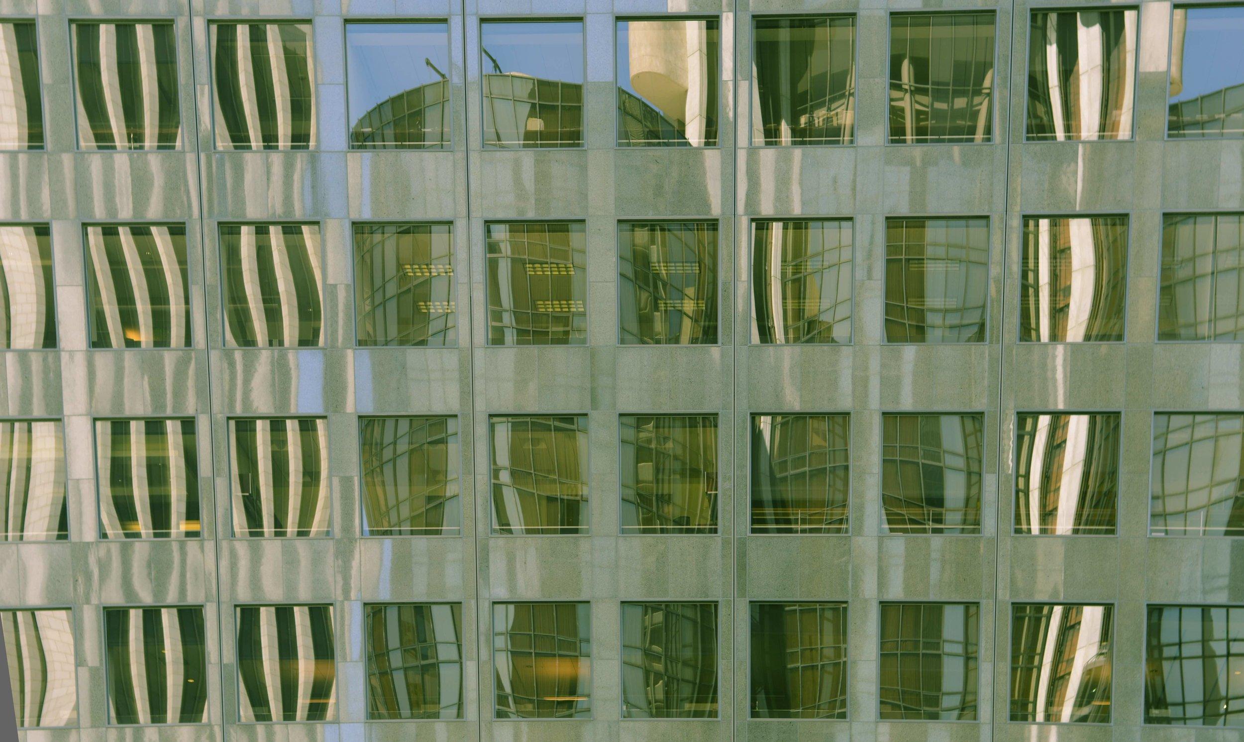 Building reflections (iii)